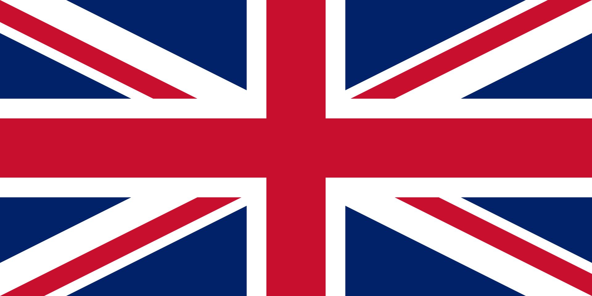 Uk flag english vocab